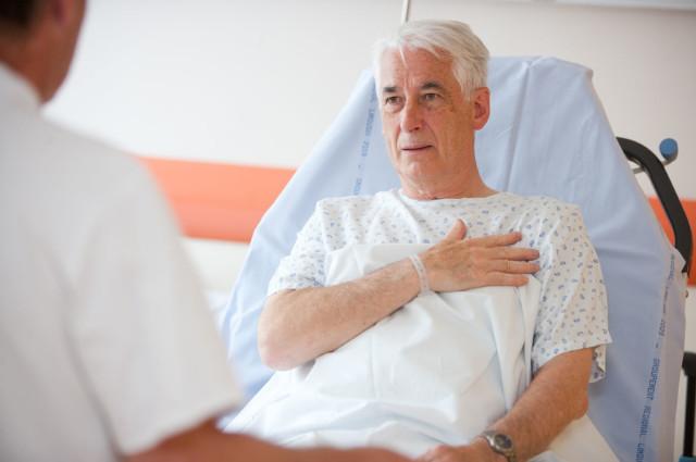 После инфаркта миокарда, даже если состояние больного имеет положительную динамику, ему требуется защита от перенапряжений и стрессов