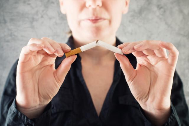 Определенную роль в повышении риска заболевания играет количество сигарет, которые человек выкуривает в день