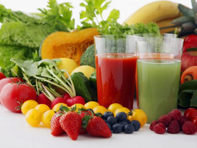 Правильное питание при лимфостазе