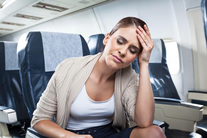 Можно ли летать с тахикардией в самолете