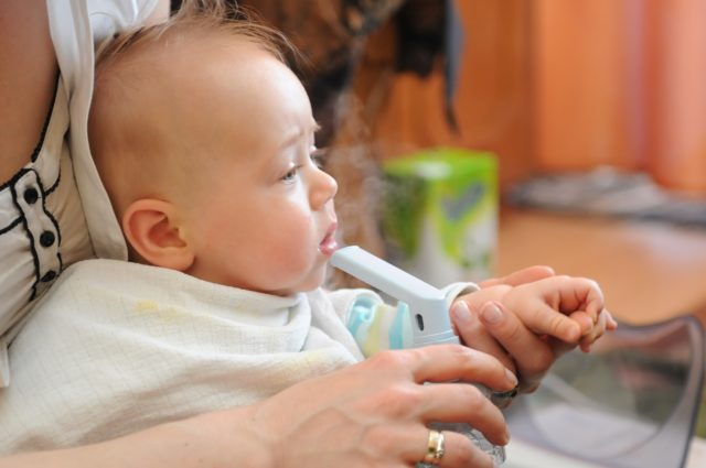 Является практически основной причиной психических нарушений у новорожденных и детей старшего возраста