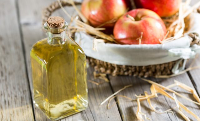 Так, принимая яблочный уксус для лечение варикоза, человек получает необходимую дозу лимонной, уксусной, молочной, а также пропионовой кислоты