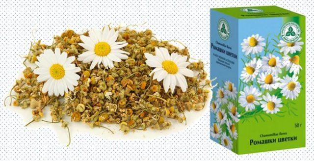 Пить чаи из листьев земляники, цветков клевера