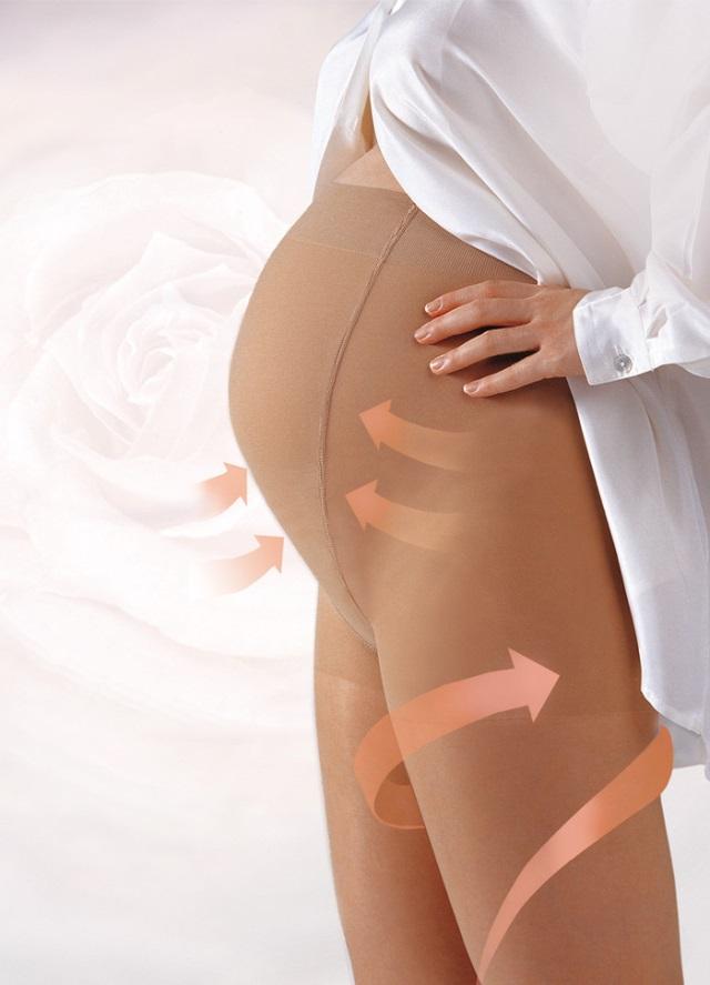 Он обтягивает все тело, что позволяет избежать застоя крови, отеков и возникновения тромбов