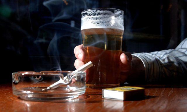 Алкоголь приводит к тому, что сердечно-сосудистая и нервная вегетативная системы теряют связь, а это является причиной различных проблем