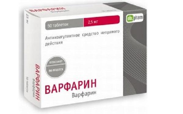 Продолжительность приема Варфарина определяет врач, и только врач может изменить дозу Варфарина на протяжении всего лечения