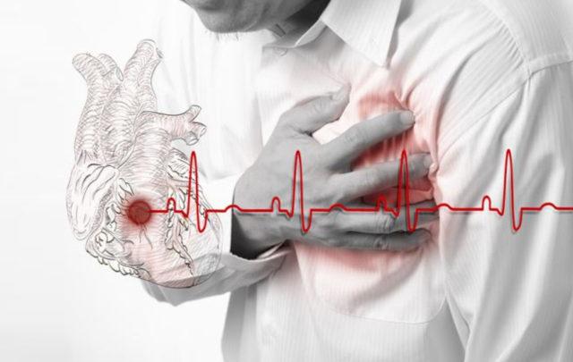 При этом пораженная часть мышцы отмирает, то есть развивается ее некроз