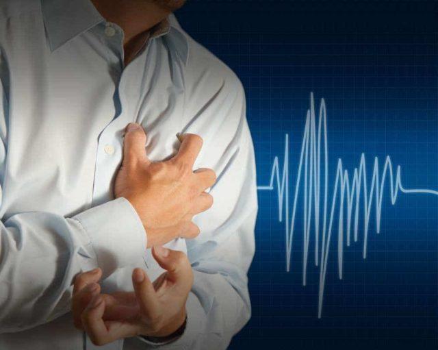 Наиболее характерным признаком начала инфаркта миокарда является приступ сверхинтенствной, мучительной, «предельной» боли в груди