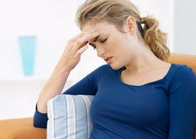 К ним можно отнести:сильные головные боли, которые могут прогрессировать и перерастать в продолжительные мигрени