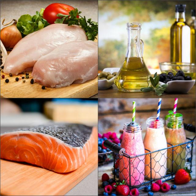 полезные продукты после инфаркта миокарда