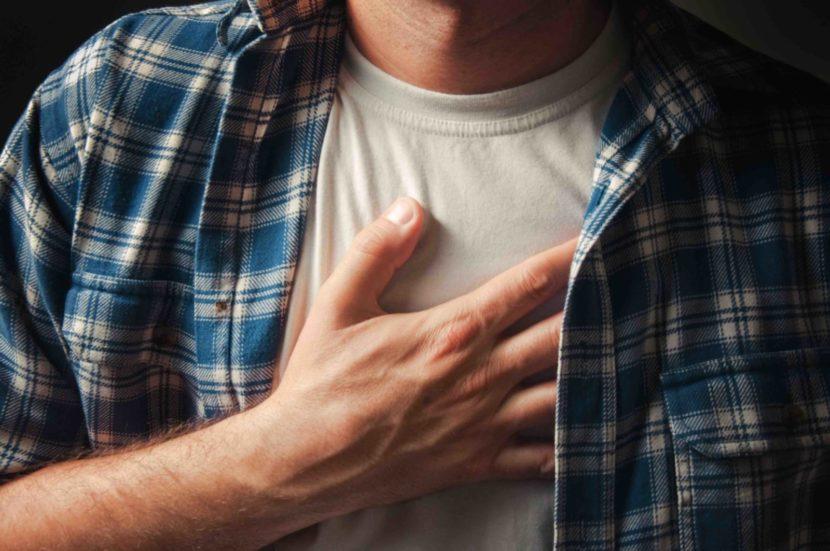 Инфаркт перенесенный на ногах последствия
