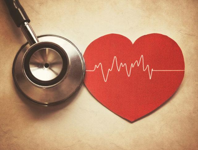В данном случае доктор подразумевает нарушение обмена веществ в сердечной мышце