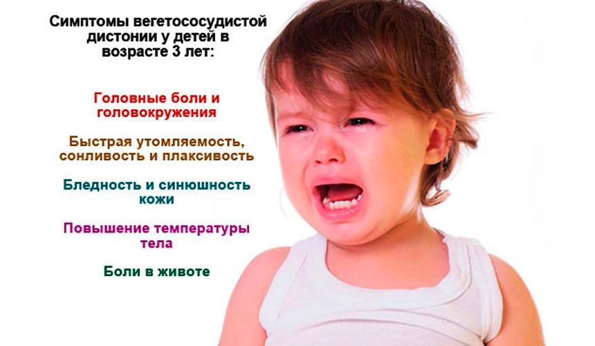 ВСД у детей