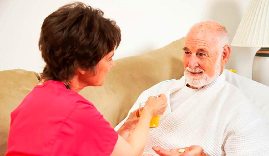 Уход за больными ВСД