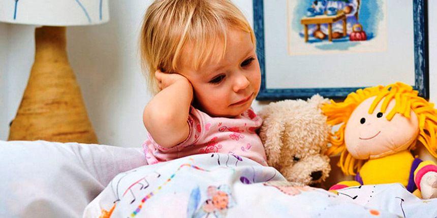 Причины ВСД у детей