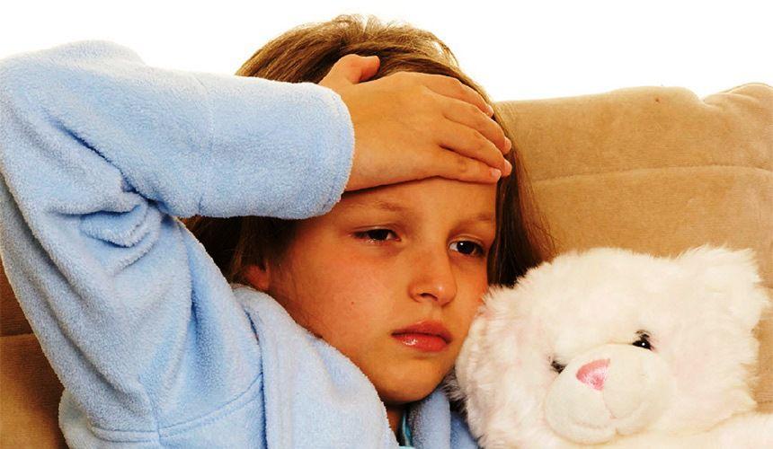 Дистония у ребенка