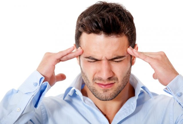 Внезапное понижение умственной работоспособности