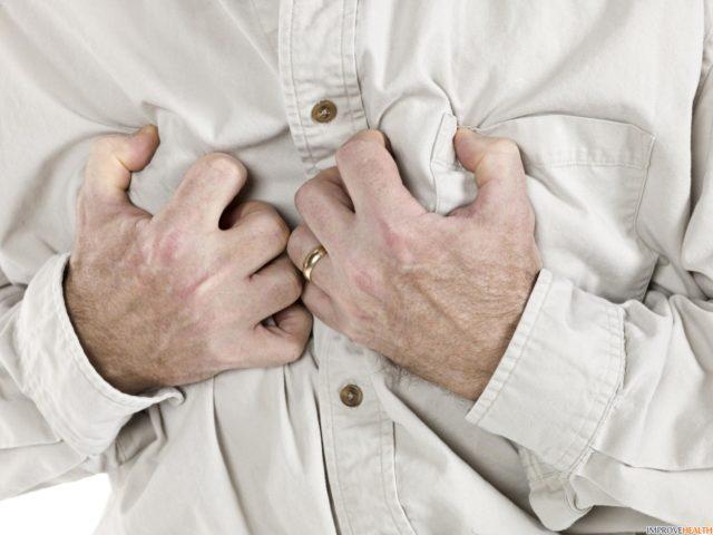 Наиболее ярко симптомы гипертрофии миокарда выражены при наступлении стадии декомпенсации