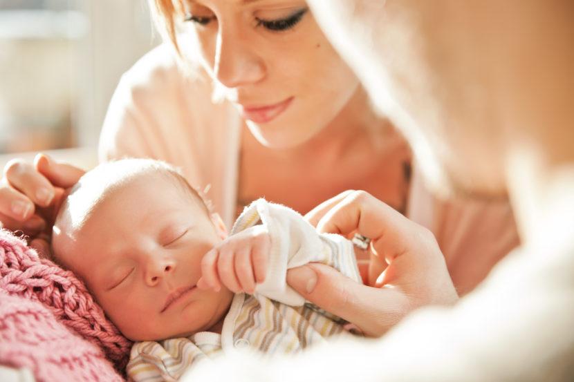 Симптомы и лечение церебральной ишемии у новорожденного