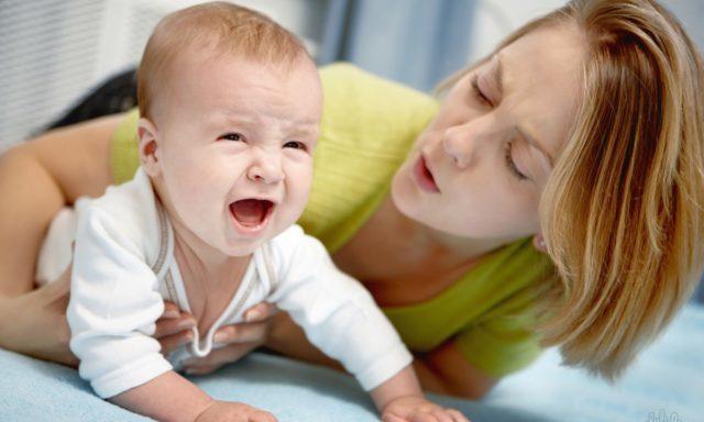 У новорожденных детей редко встречается только ишемический процесс: такое бывает при пороках сердца, например
