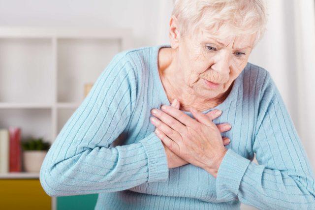 Появился симптом — срочно обратиться к кардиологу