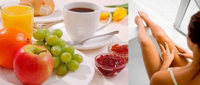 В любом случае при надвигающемся варикозе противопоказаны кондитерские изделия и разного рода выпечка, кофе и крепкий чай, сахар, любой алкоголь