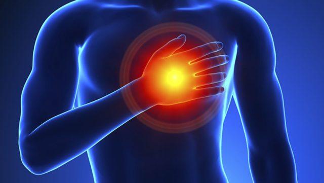 Диф диагностика инфаркта миокарда и остеохондроза -