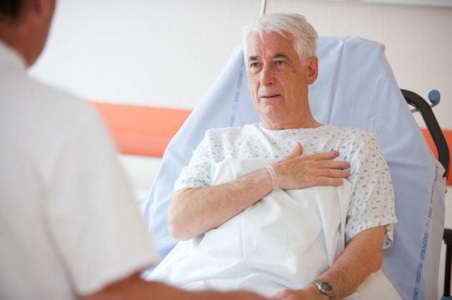 Стенокардия чаще всего развивается в пожилом возрасте