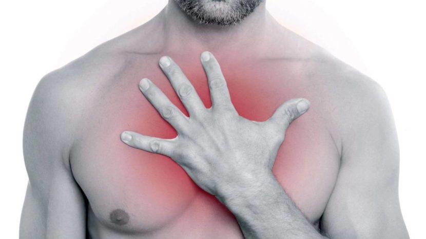 Отличие инфаркта от остеохондроза