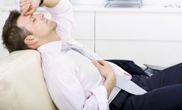 Заболевание прогрессирует с усилением болевых ощущений, увеличением длительности приступов