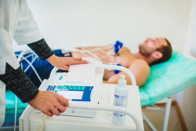 Зачастую признаки ишемии удается выявить только в ходе суточного ЭКГ-мониторирования