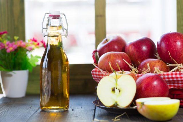 Яблочный уксус-применяется для лечения тромбоза нижних конечностей